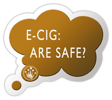 We analyzed the safety of electronic cigarettes vaping devices