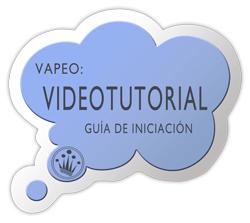 Videotrutorial guia de inciciación al vapeo