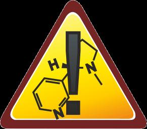 VapVip Nicotina Aviso
