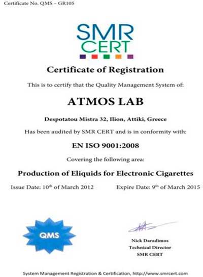 Atmos Lab en España