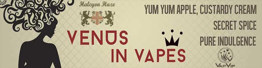 Venus-in-Vapes - Halcyon Haze en España