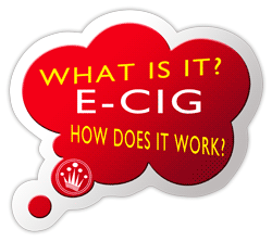 What is and how an electronic cigarette works