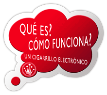 Qué es y cómo funciona un cigarrillo electrónico